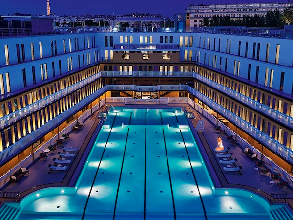 hotel molitor fashion week paris staycation