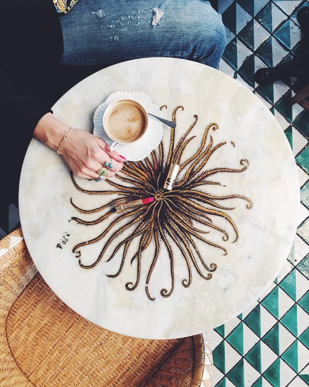 café et petit-déjeuner hôtel du temps paris 9ème staycation