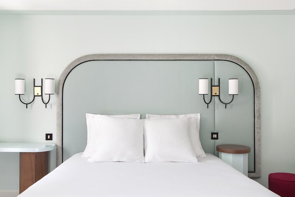 hotel-bienvenue-paris-9eme-staycation-déco-chambre-verte