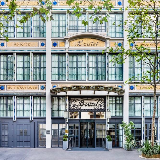 meilleurs spa hôtel paris boutet bastille staycation