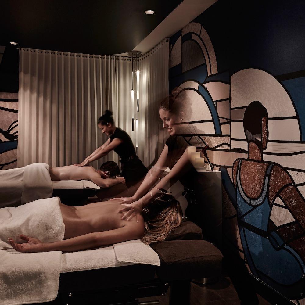 meilleurs spa hôtels paris molitor staycation spa by Clarins