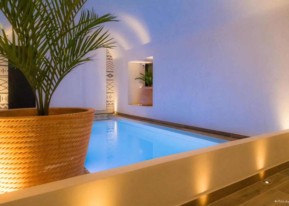 meilleurs spa hotels Paris spa piscine en amoureux