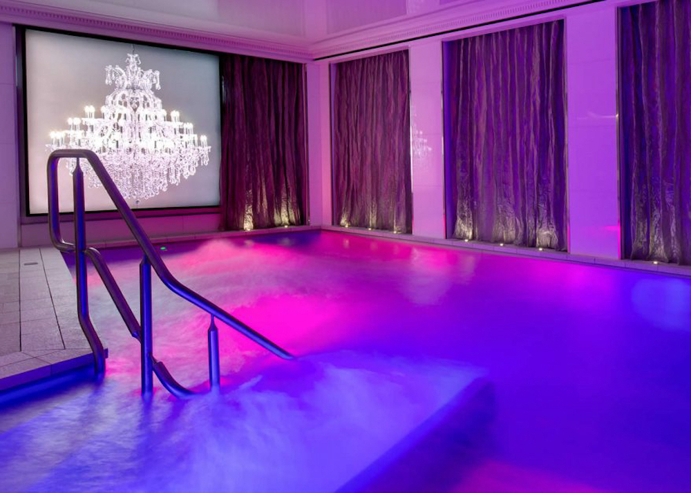 meilleurs spas paris villa haussmann piscine spa en amoureux