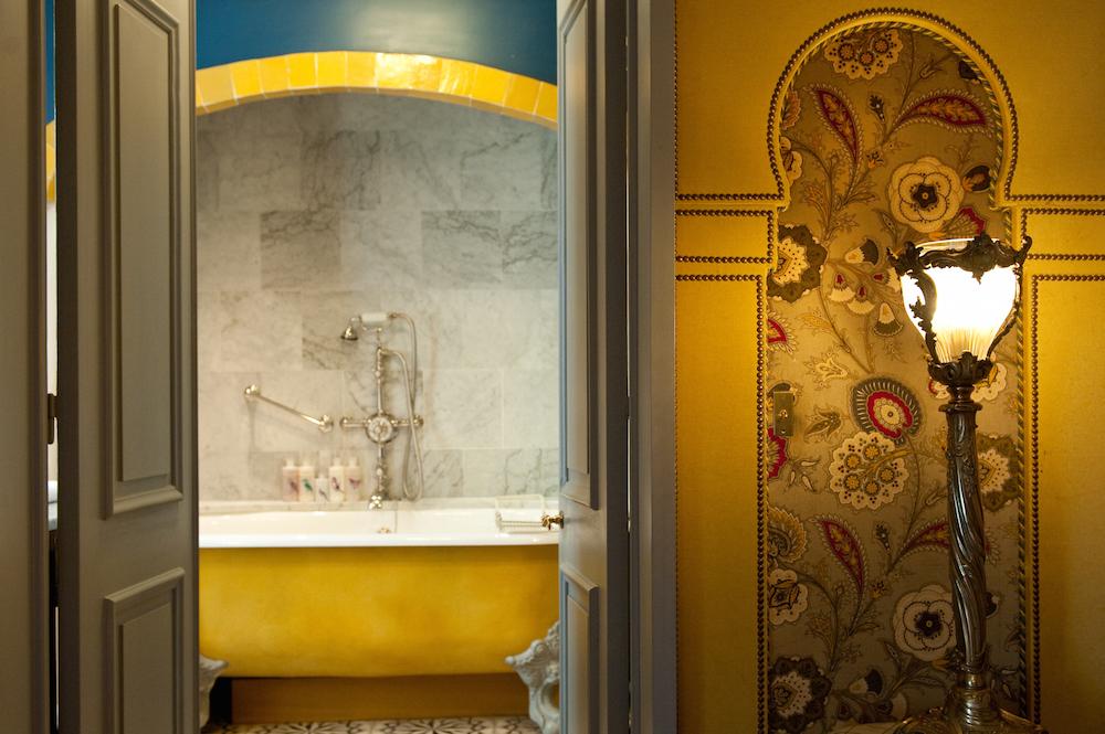 L'Hôtel Paris 5 étoiles | 13, rue des Beaux-Arts 75006 staycation