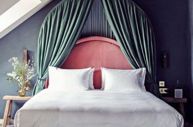 top bar hotel et restaurant Paris offre staycation