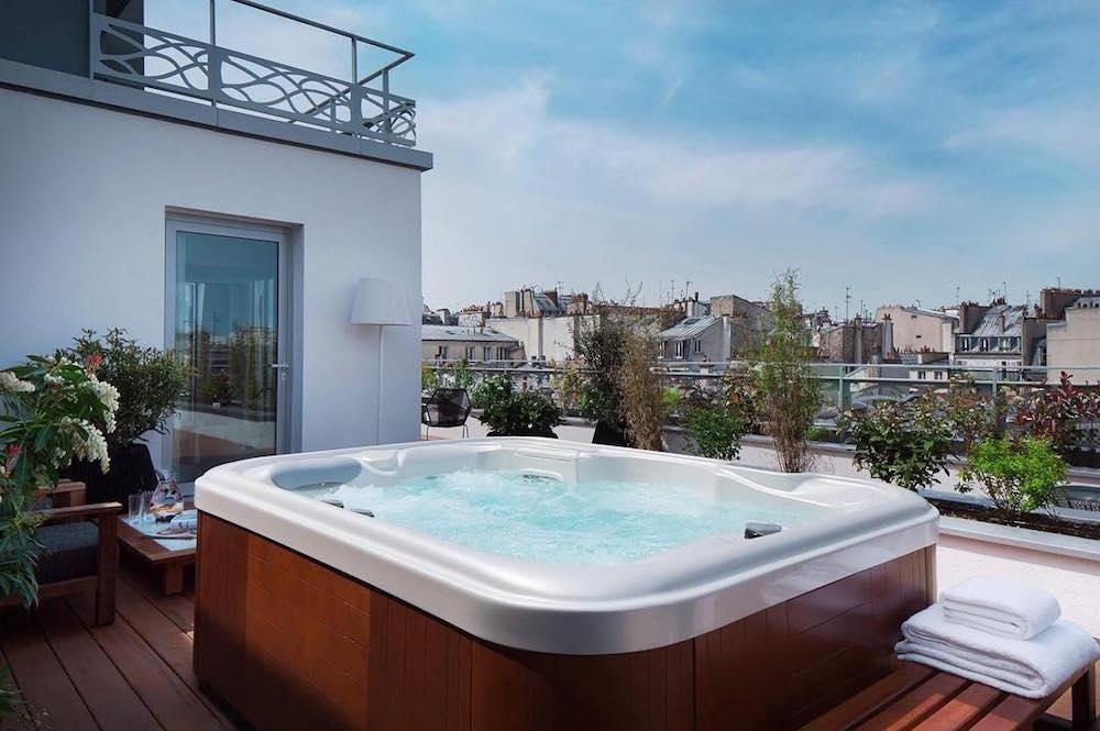 saint valentin chambre hotel avec jacuzzi privatif
