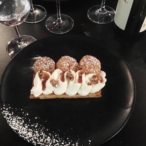 anniversaire de rencontre restaurant hotel de nell la régalade dessert