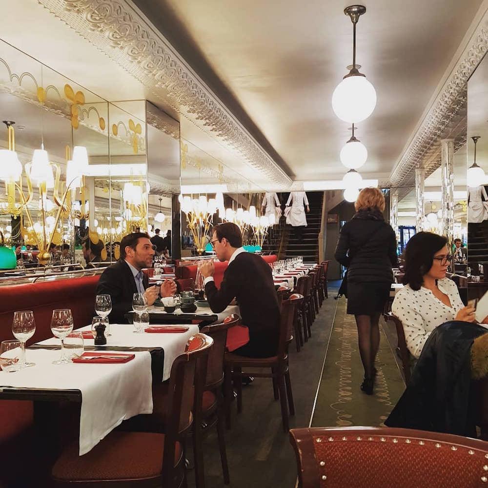 hotel thoumieux brasserie paris