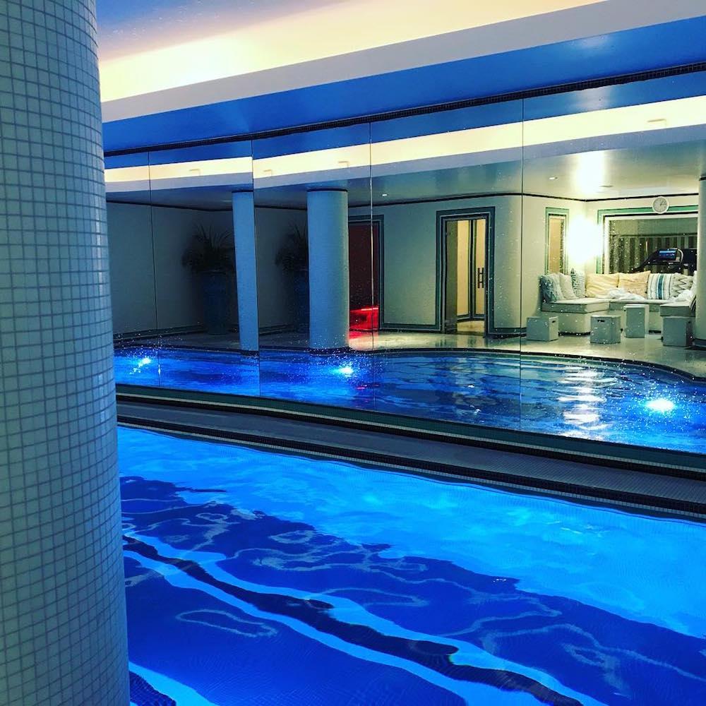 hotel paris 15 eiffel blomet piscine intérieure spa hammam sauna