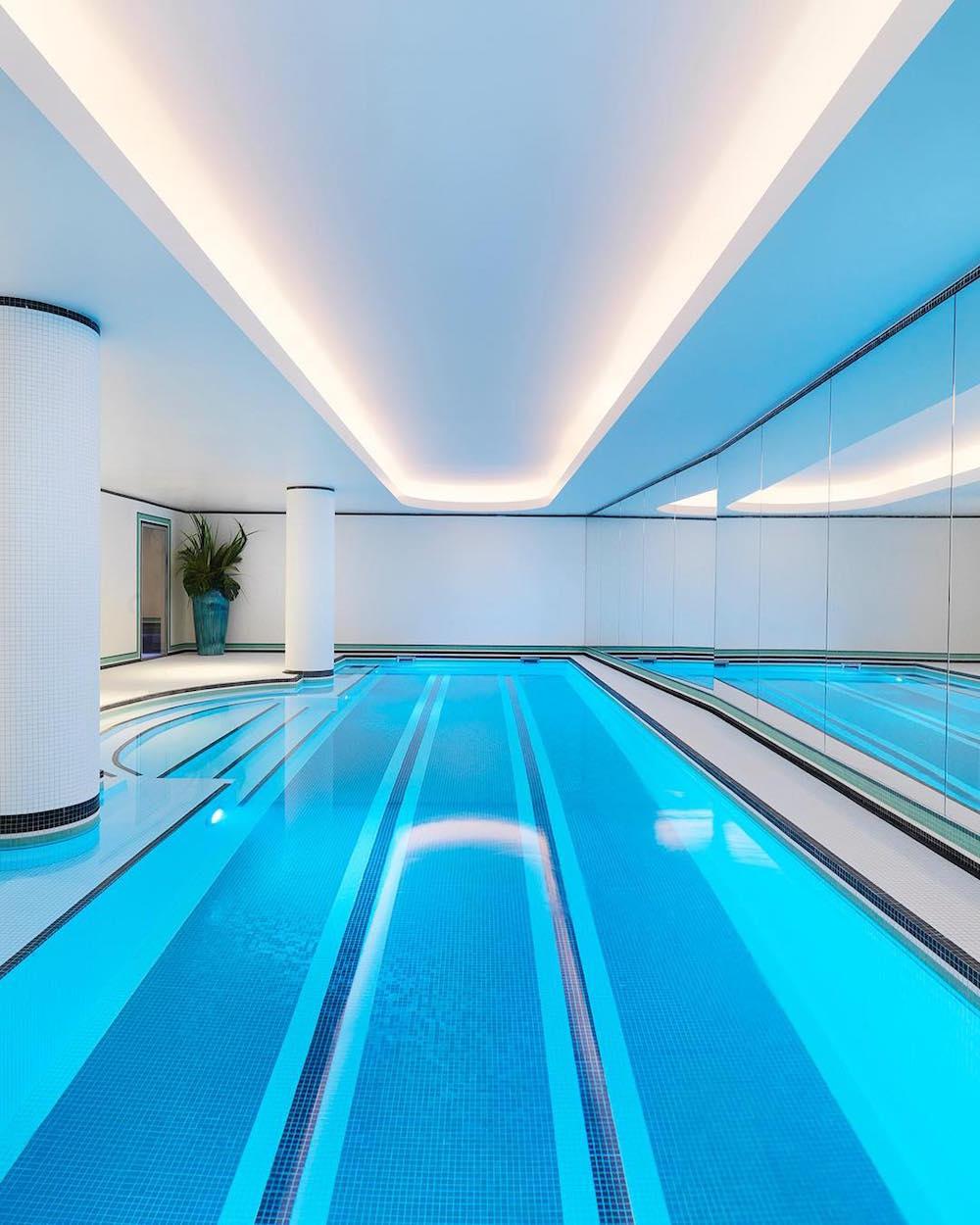 hotel paris 15 eiffel blomet piscine intérieure chauffée