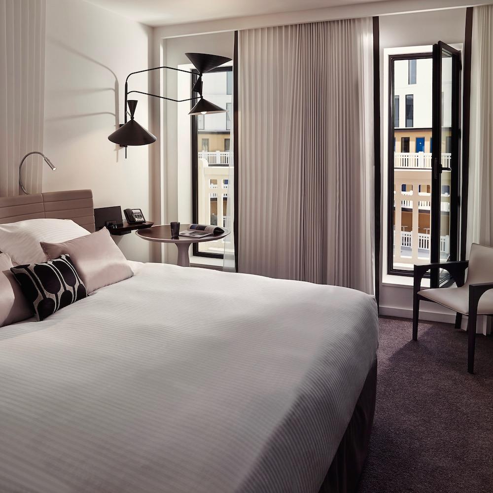 molitor hotel paris 16 staycation chambre classique double