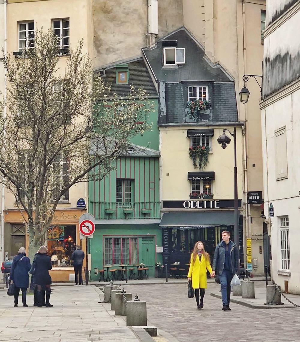 Saint-Germain-des-Prés Paris Hotel quartier latin le Saint balade dimanche