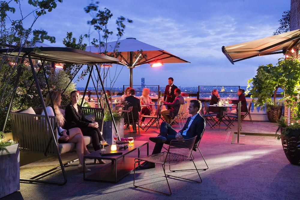 que faire à paris quand il fait beau terrass hotel terrasse paris