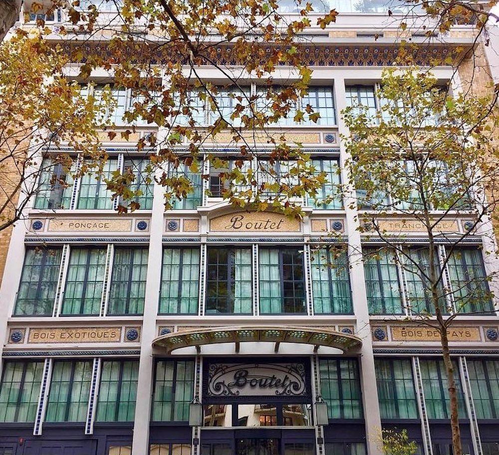 staycation avis boutet bastille façade