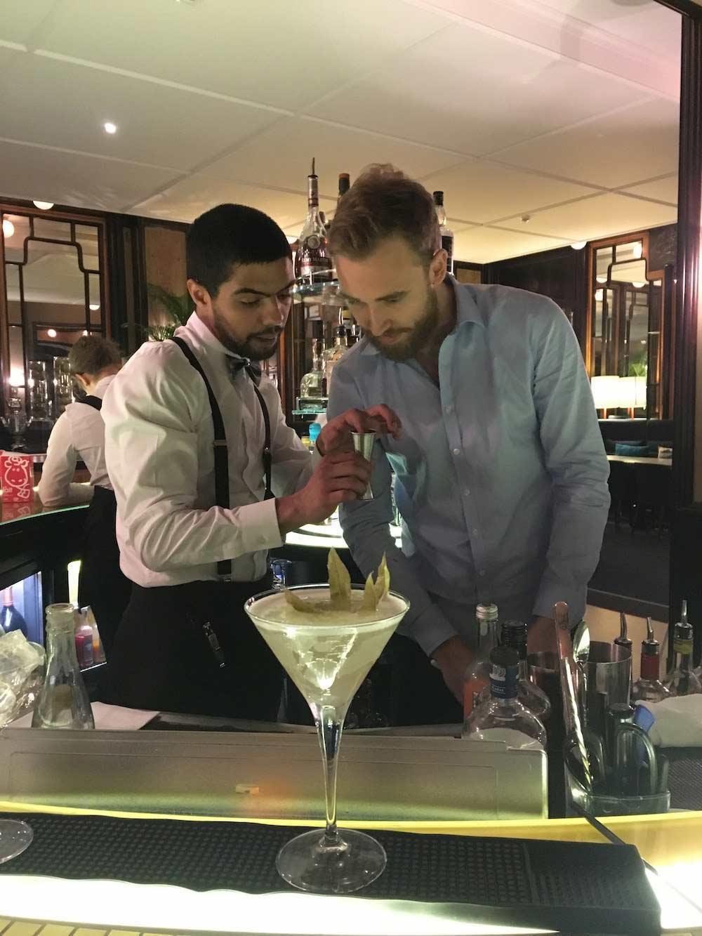avis staycation hotel l'echiquier opéra mixologie cours cocktails