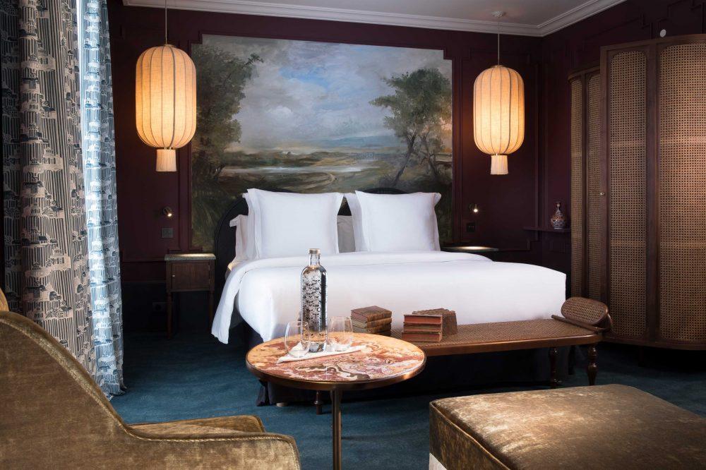 hotel monte cristo paris 75005 design