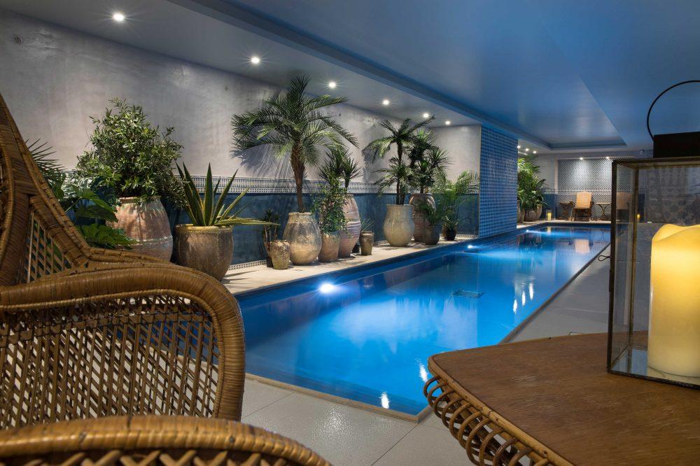hotel monte cristo piscine privee paris