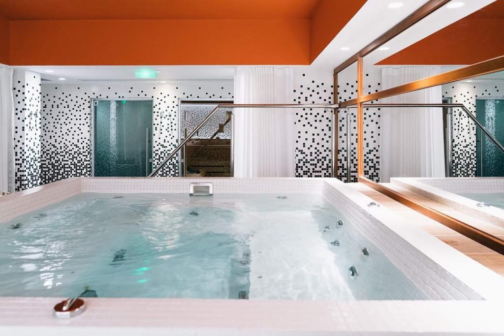 hotel jacuzzi privatif paris