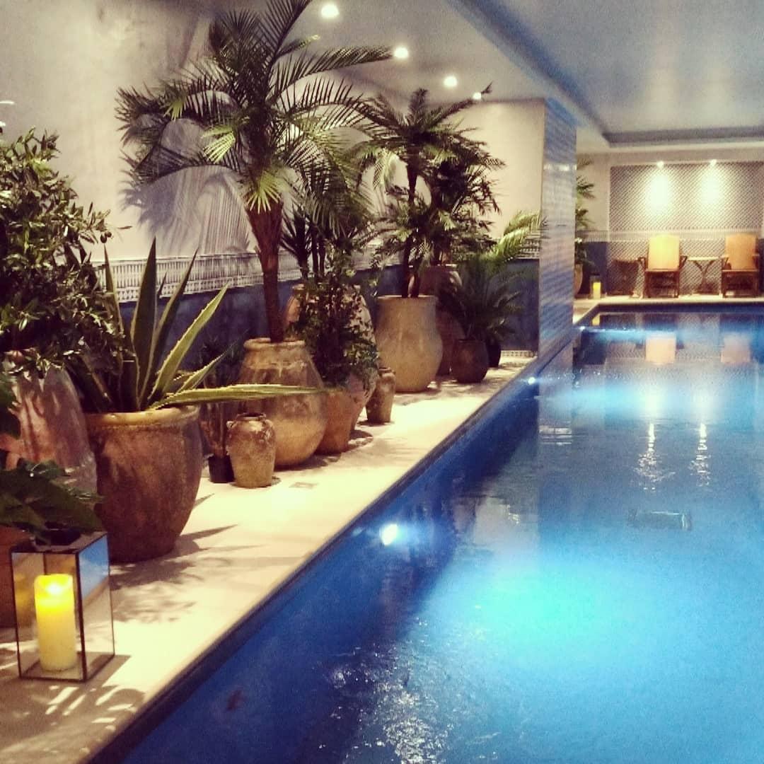 hotel piscine paris monte cristo 5 eme