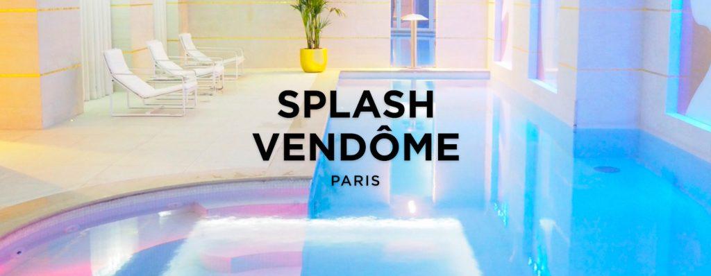 hotel burgundy piscine paris staycation