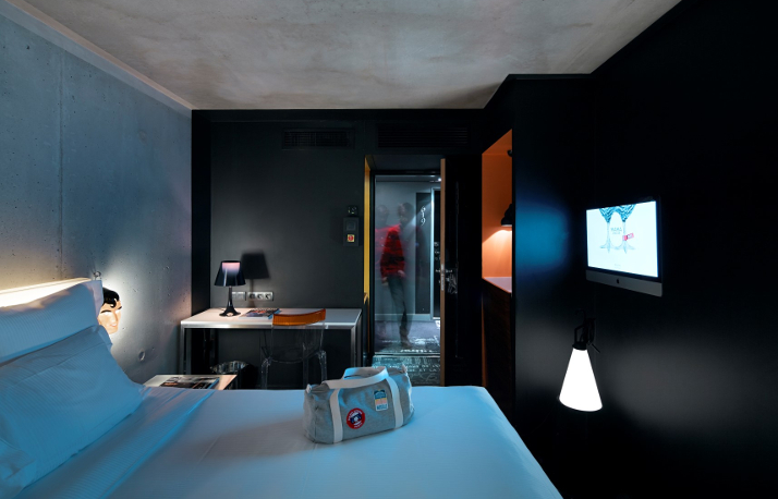 hotel 4 etoiles paris staycation