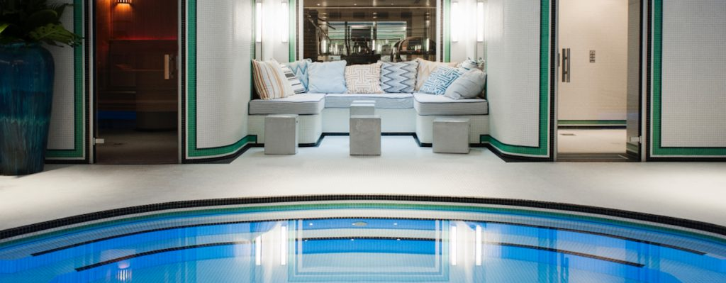 piscine privée paris