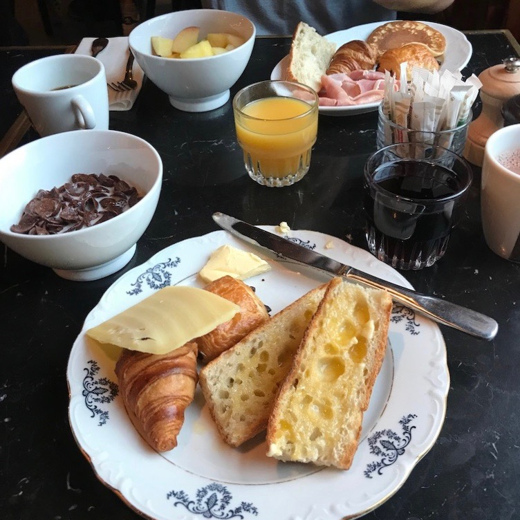 meilleur brunch paris