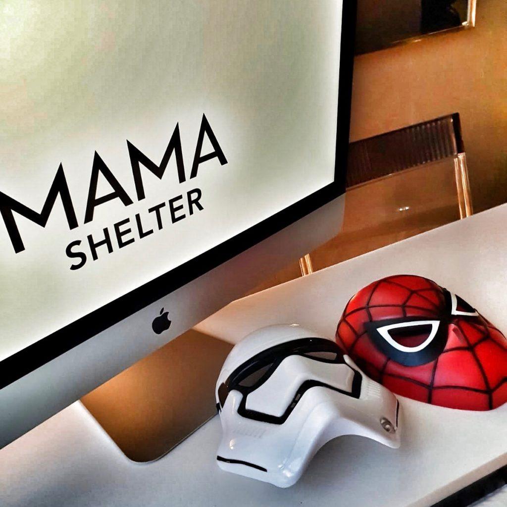 mama shelter paris
