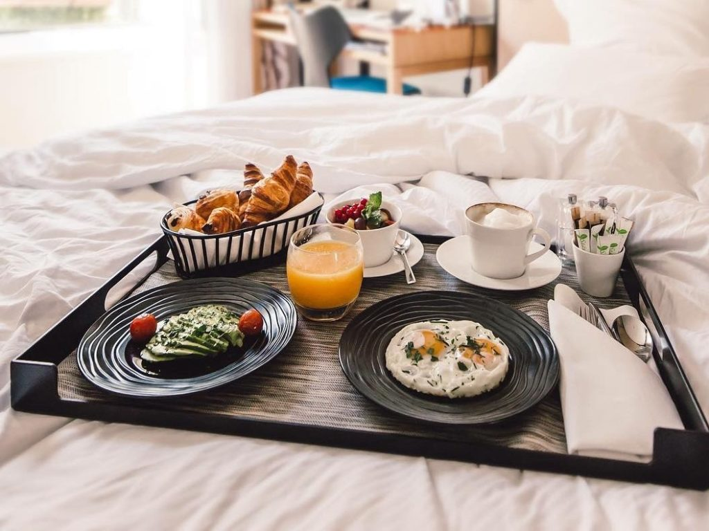 petit dejeuner paris