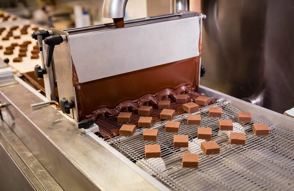 chocolat château augerville