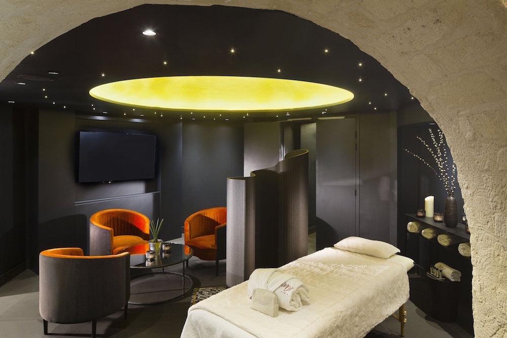 bourgogne et montana hotel paris spa
