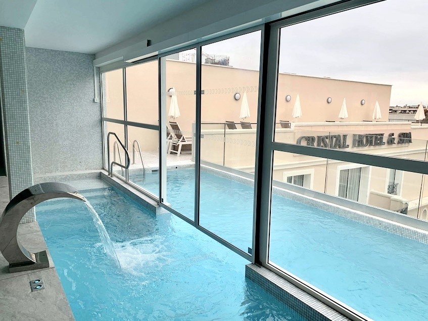 spa hotel cristal cannes