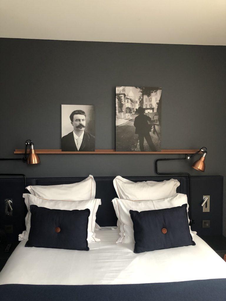 hotel paris 2eme chambre