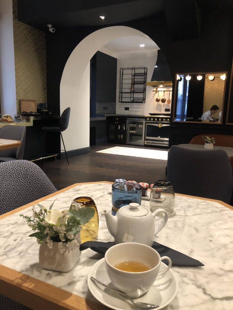 tea time hotel square louvois