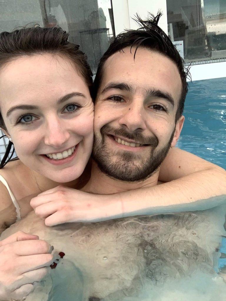 week end amoureux piscine cannes