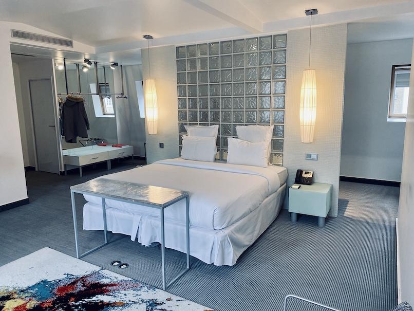 kube hotel paris junior suite