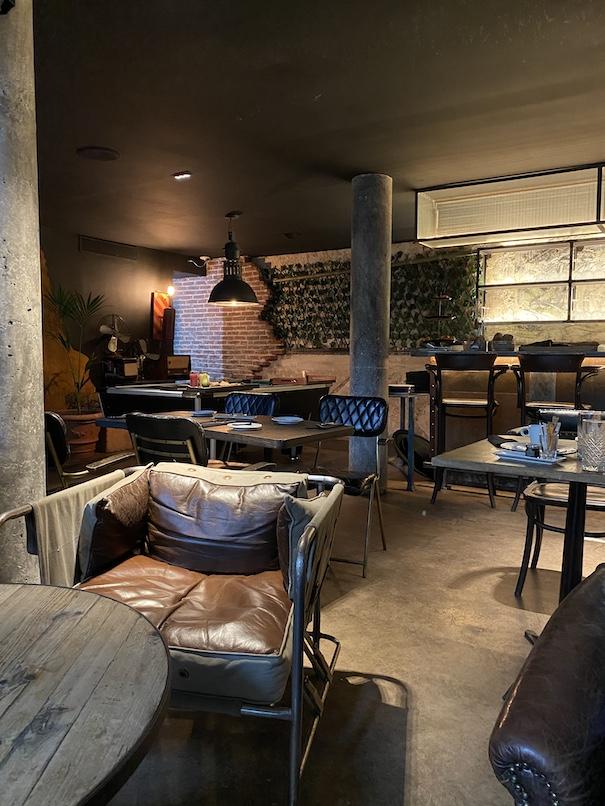 kube hôtel paris restaurant jungle