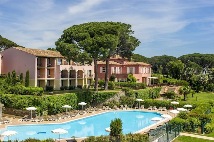 jardins sainte maxime hotel