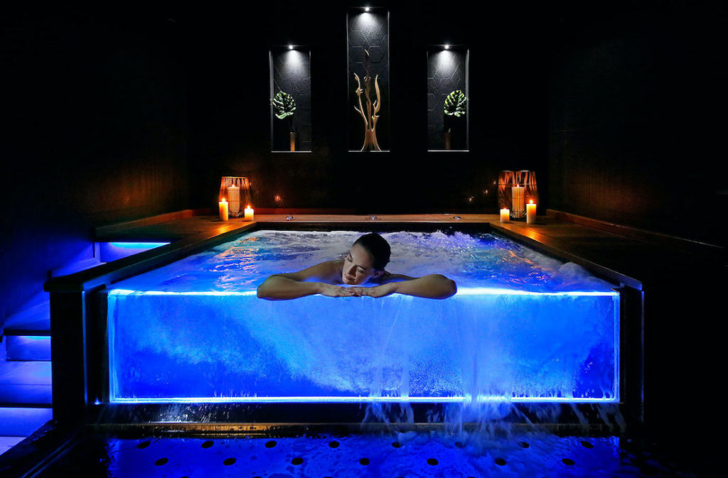 hotel negrecoste nuxe spa