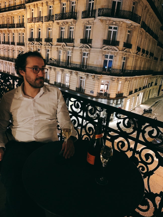 hôtel grand powers 75008 paris