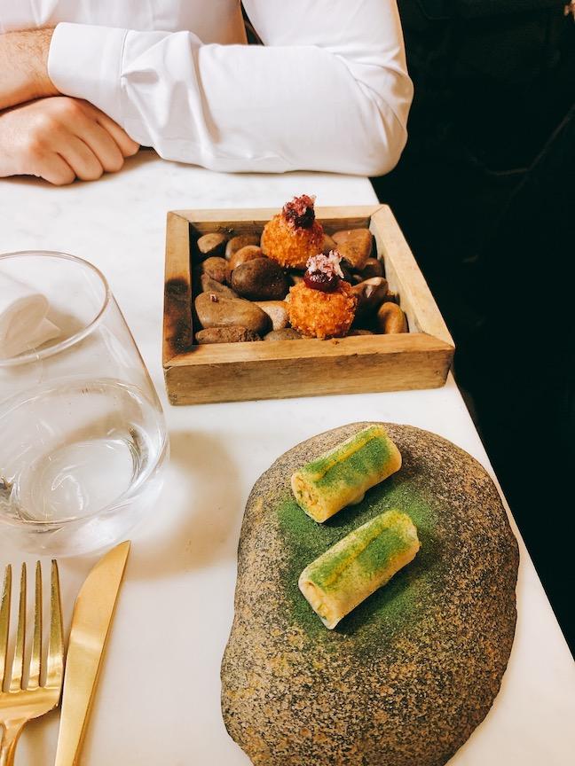 restaurant substance paris 16e