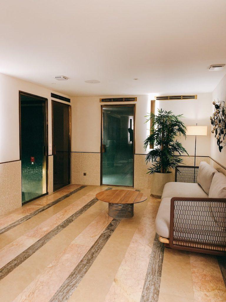 spa hotel grand powers paris