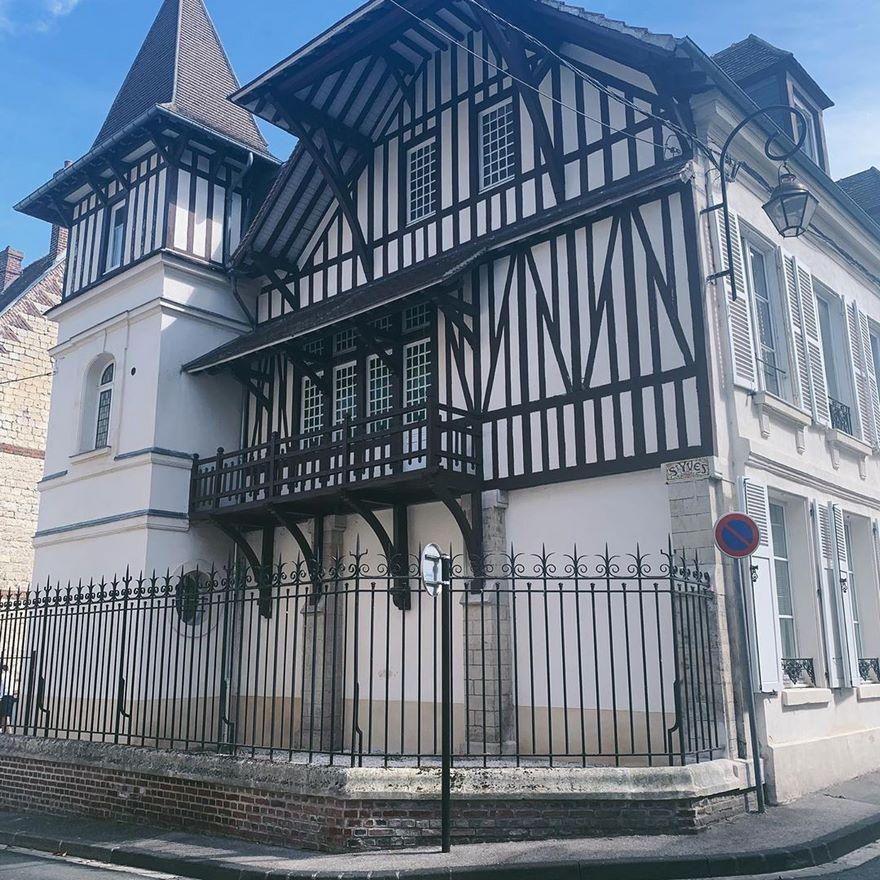 Pierrefonds Paris ville Picardie
