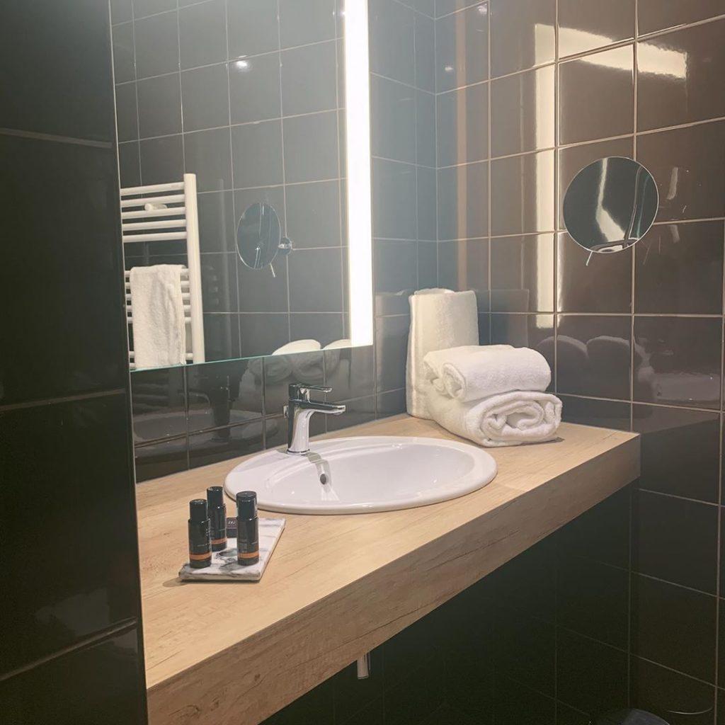 Taim hôtel Compiègne chambre