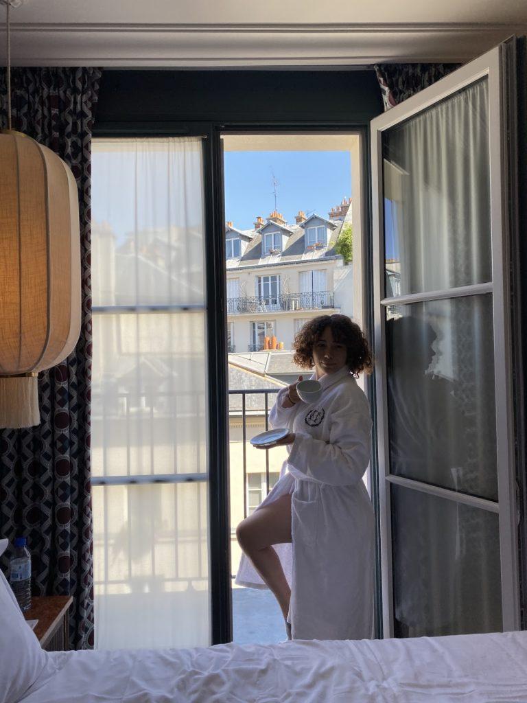 hotel monte cristo paris chambre