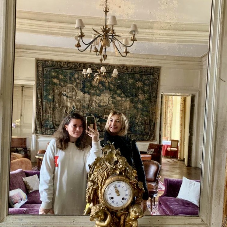 Chateau d'etoges hotel staycation